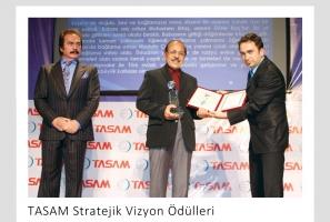 TASAM Stratejik Vizyon Ödülleri Töreni